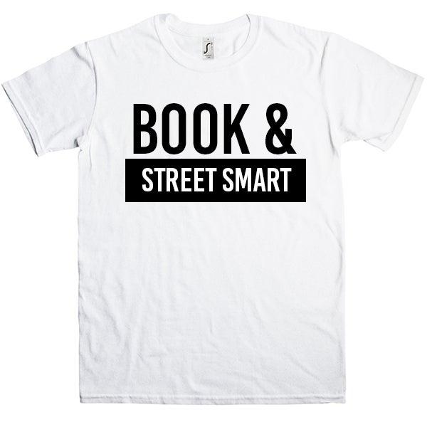 Image of Book & street smart (Men's) shirt