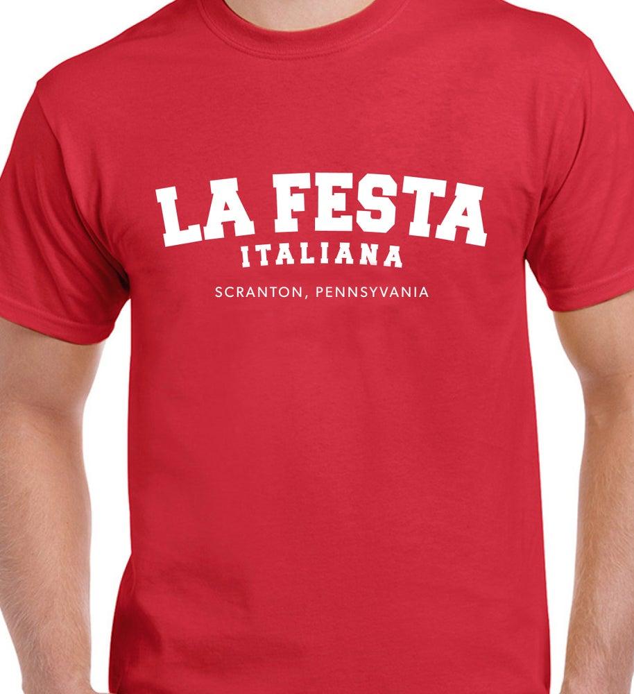 Image of LaFesta Collegiate Shirt