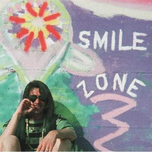 "Image of (Robert Church) - ""Smile Zone"" CD"