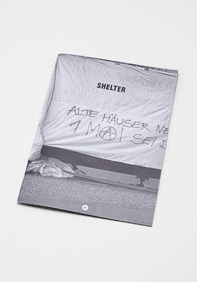 """Image of JB. Paper #01 — """"Shelter"""""""