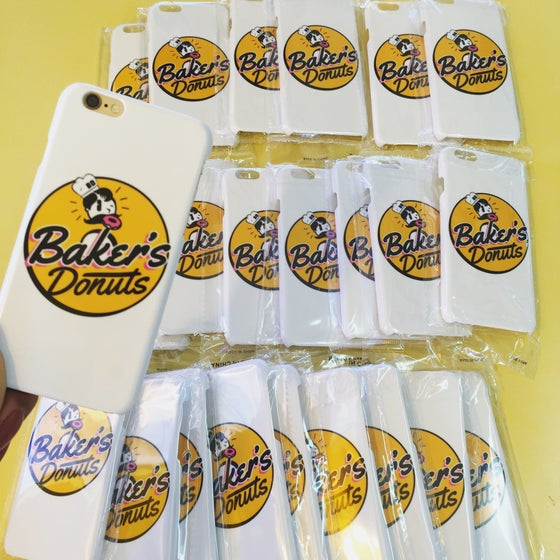 Image of iPhone 6 Bakersdonuts phone case