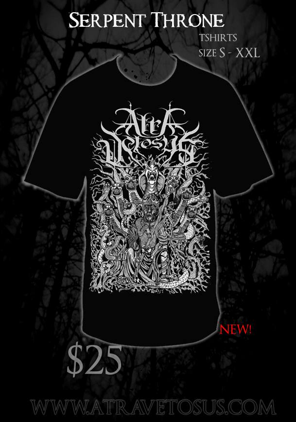 Image of SERPENT THRONE - T-SHIRT