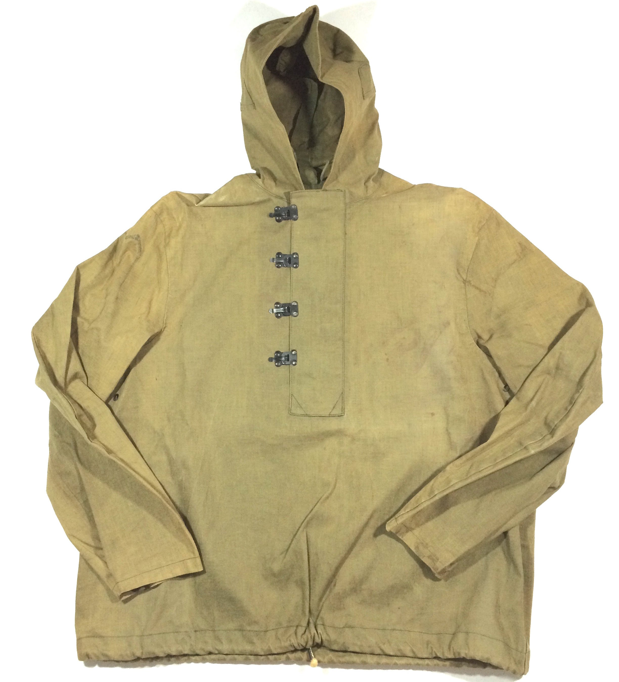 Image of WWII U.S. NAVY FOUL WEATHER PARKA