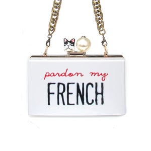 Image of FRENCH |  Clutch | $299USD
