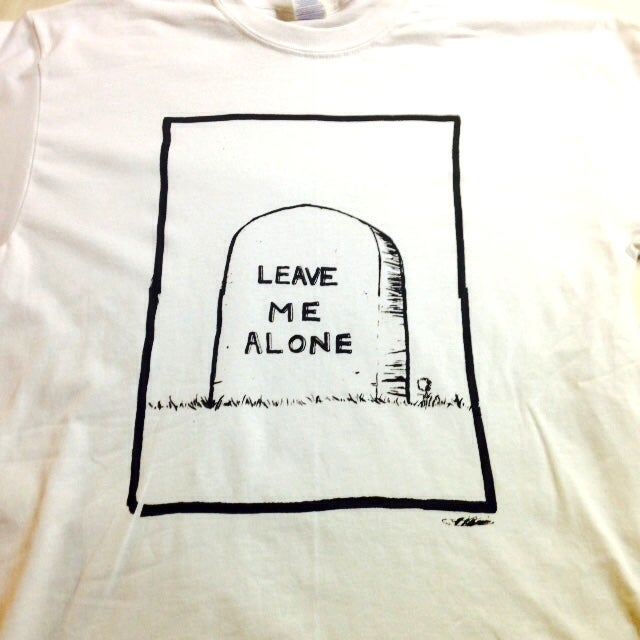 Image of Grave tshirt