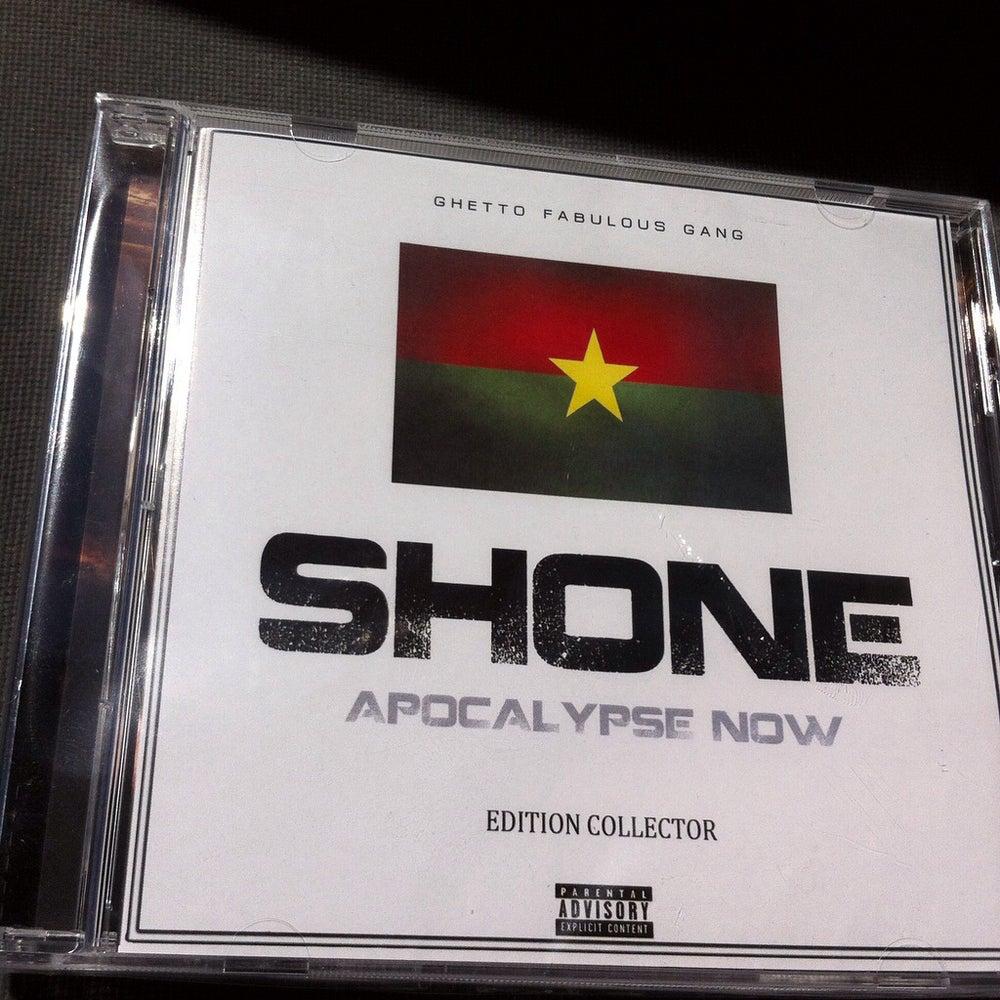 """Image of NEWZ! SHONE CD """"APOCALYPSE NOW"""" Best Of"""