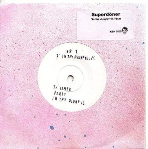 """Image of SUPERDONEER - In The Jungle 7"""""""