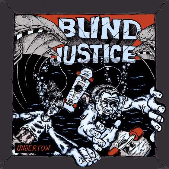 Image of Blind Justice - Undertow 12""