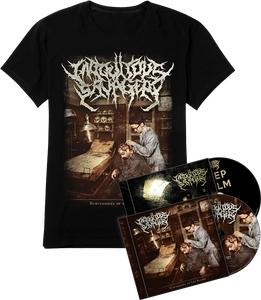 Image of PACKAGE DEAL - Boths IS CDs plus T-Shirt