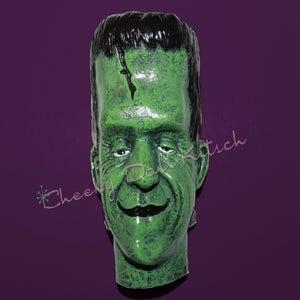 Image of Vintage reproduction Frankenstein/Herman Munster Head