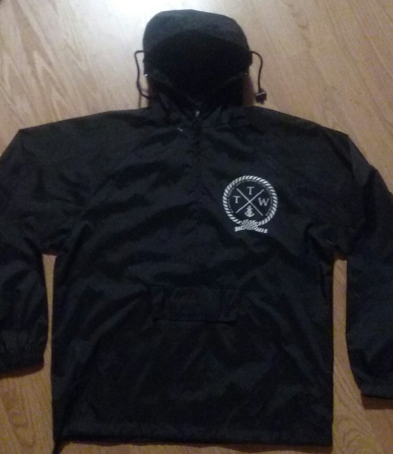 Image of TO THE WINDBREAKER (HOODED)