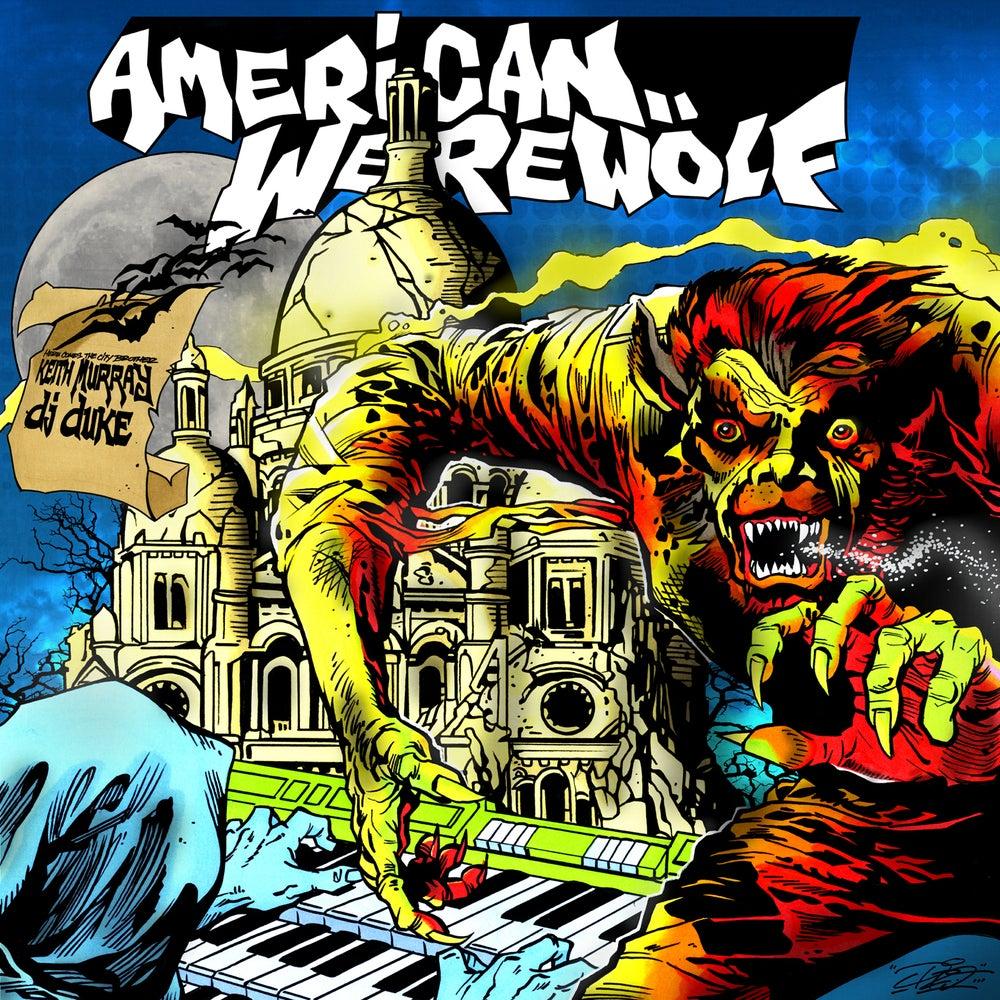 Image of American Werewolf 12''