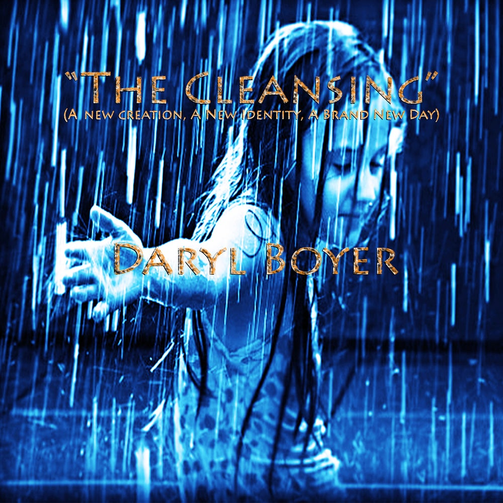 "Image of ""The Cleansing"" CD by:Daryl Boyer"