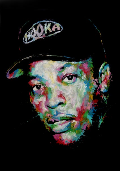 Image of DRE (Limited Edition Print)