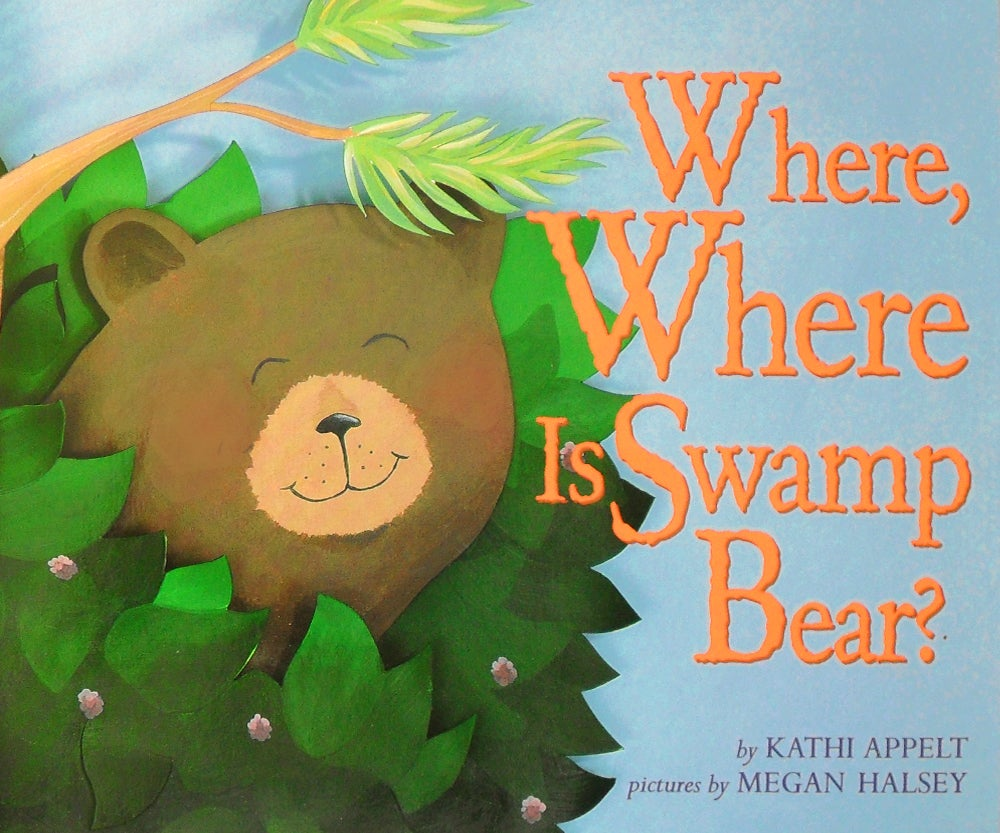 Image of Where, Where is Swamp Bear?