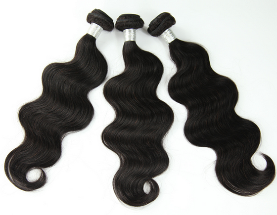 Image of 7A 1/3 or 4pcs  Brazilian wavy, remy virgin hair , Best back to school remy hair bundles