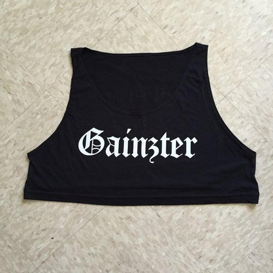 Image of GAINZTER Women's Crop Top