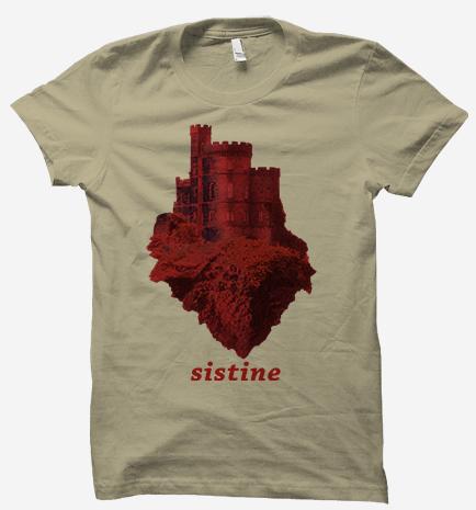 Image of Floating Castle Shirt