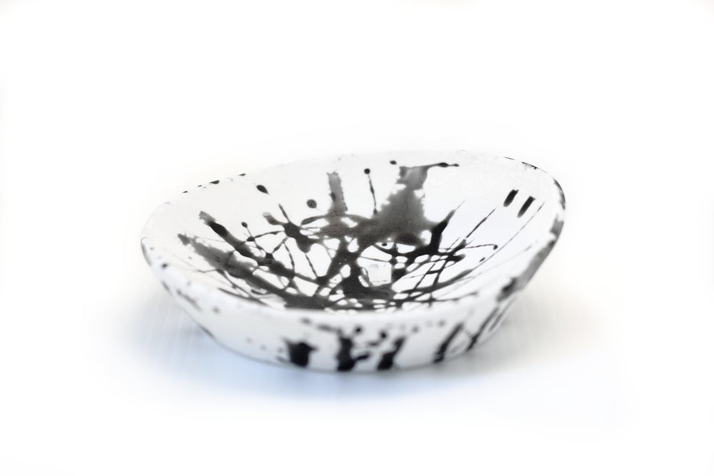 Image of Speckled Plunge Bowl
