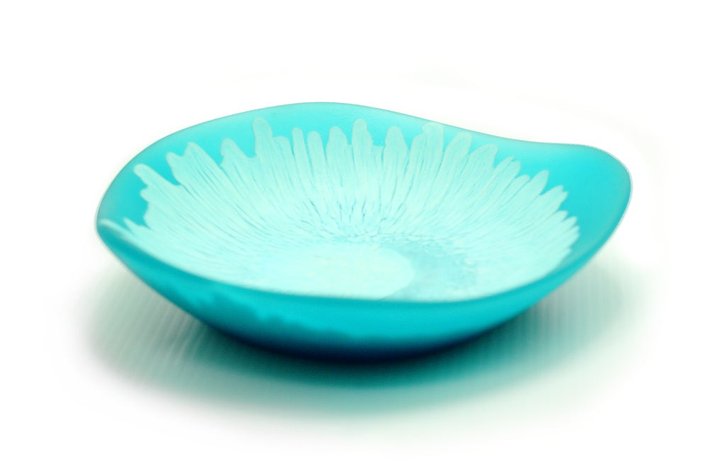 Image of Turquoise Pearl Bowl
