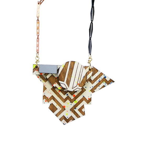 Image of Izzie drop necklace