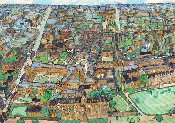 Image of Oxford From Christchurch