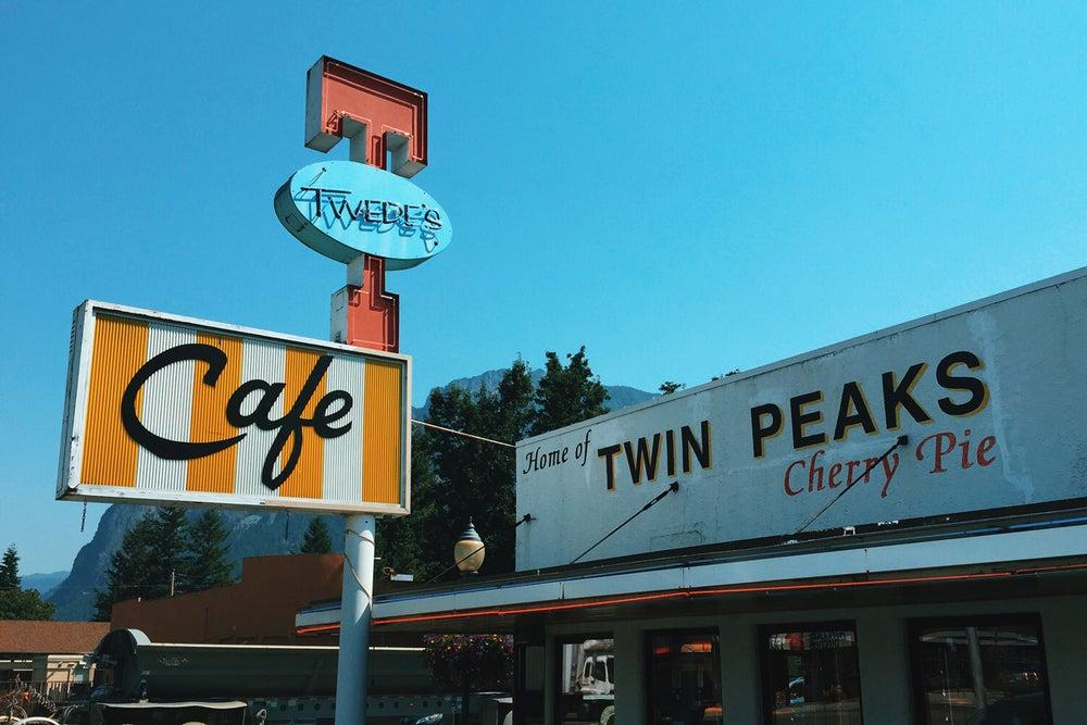 Image of Twin Peaks print pack