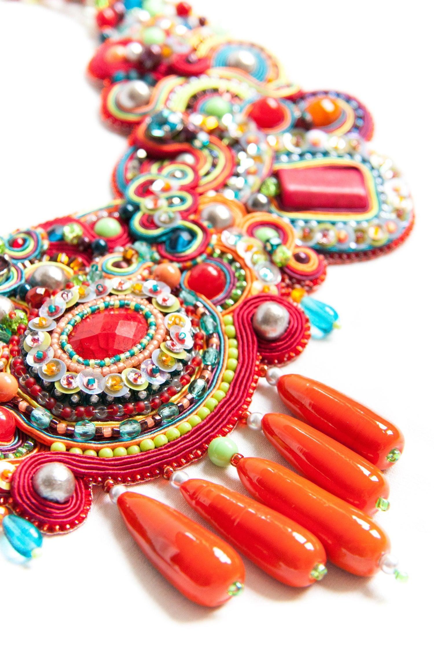 Image of Rishitava - Collier d'exception