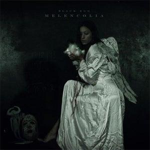 Image of [a+w lp009] Black Egg - Melencolia LP+CD