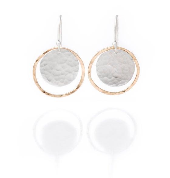 Image of Halo Earrings