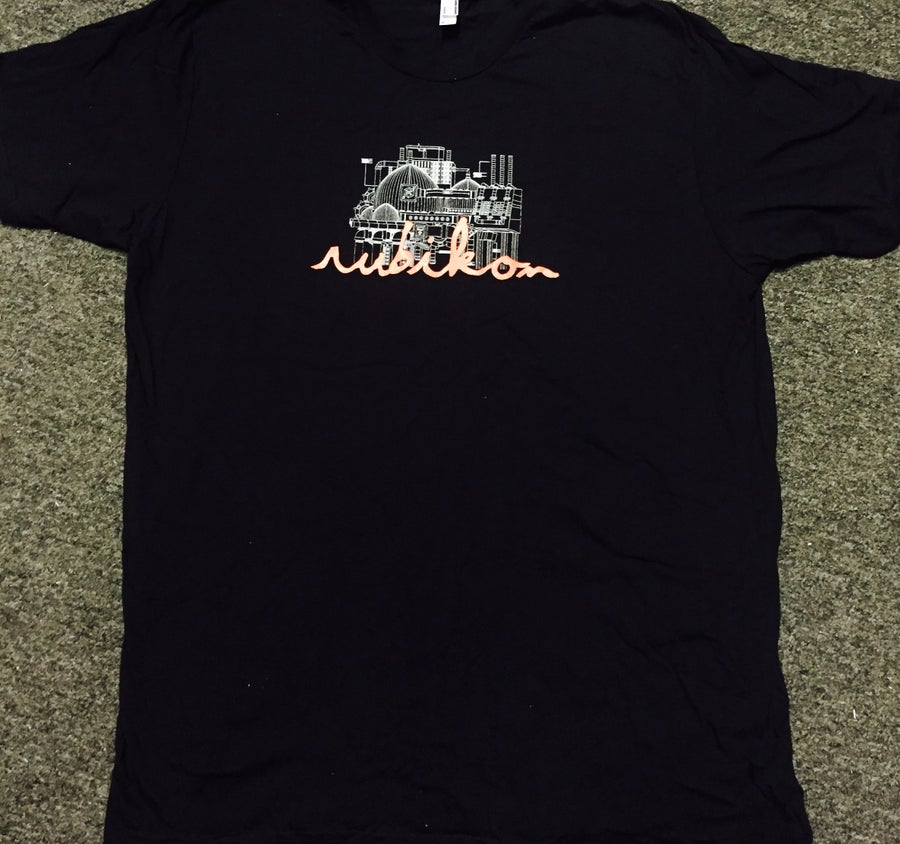 """Image of Rubikon """"Takeover"""" T Shirts"""