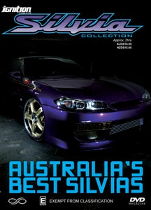 Image of IGNITION DVD  - SILVIA SPECIAL
