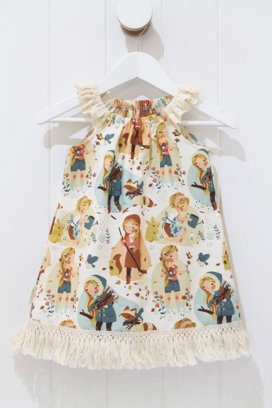 Image of Boho Woodland Dress