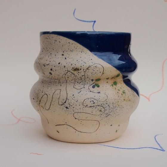 Image of Large vase #1