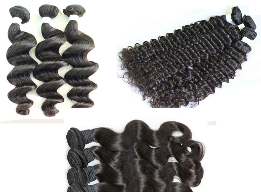 Image of 27 & 36 packs Mix styles & Lengths,  Wholesale mix bundles,  sell remy virgin hair weaves