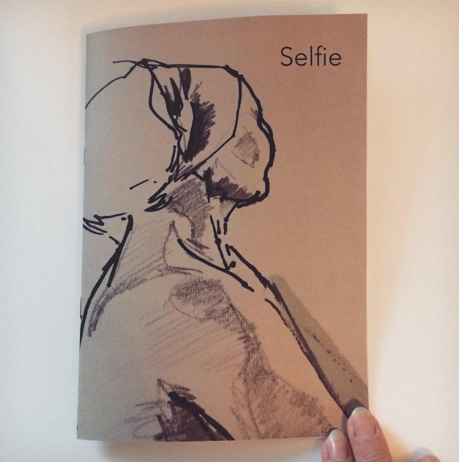 Image of Selfie zine
