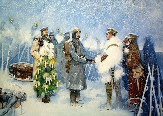 Image of The Christmas Truce