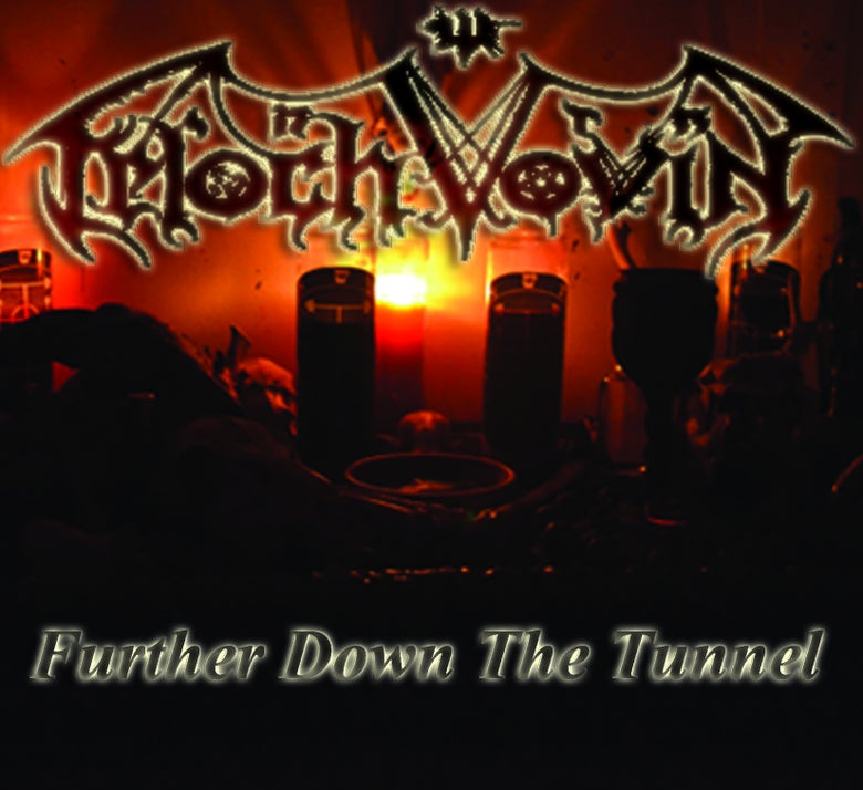 "Image of ""Further Down the Tunnel"" EP CD"