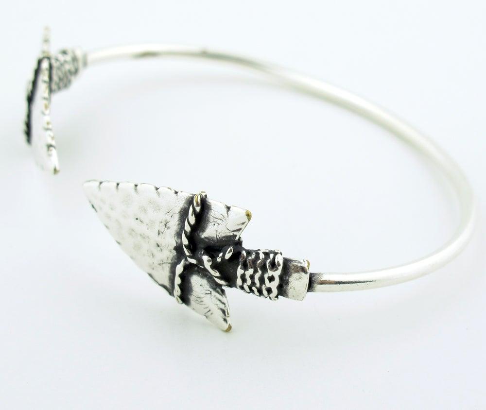 Image of Double Arrowhead Bracelet