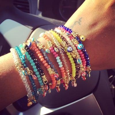 Image of Evil Eye Charm Bracelets
