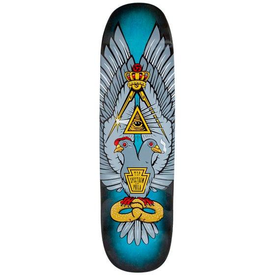 "Image of Spectrum Skateboard Co - MIKE STEIN 8.7"" deck (90's shape)"
