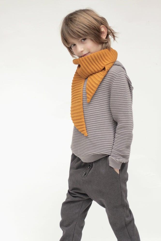 Image of AW15/16 <> Pull laine à col garçon Motoreta