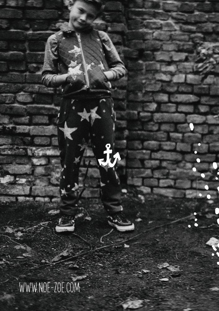 """Image of AW15/16 <> Pantalon bébé garçon Noé & Zoë """"Smoking Pants"""""""