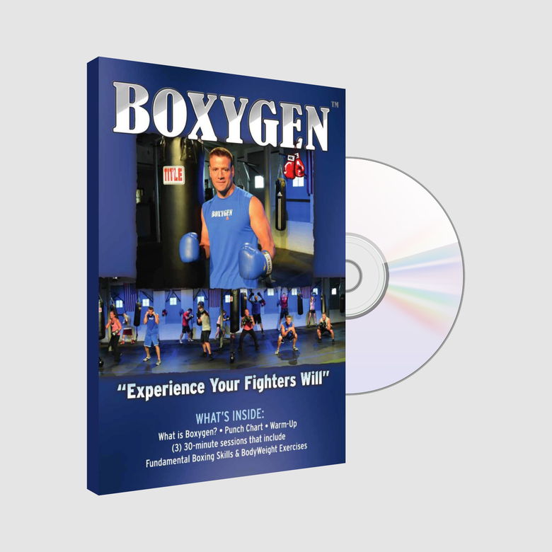 Image of Boxygen Fitness Program