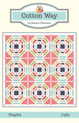 Image of Playful Paper Pattern #987