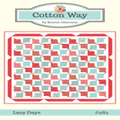 Image of Lazy Days Paper Pattern #985