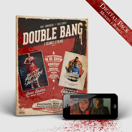 Image of Double Bang digital pack