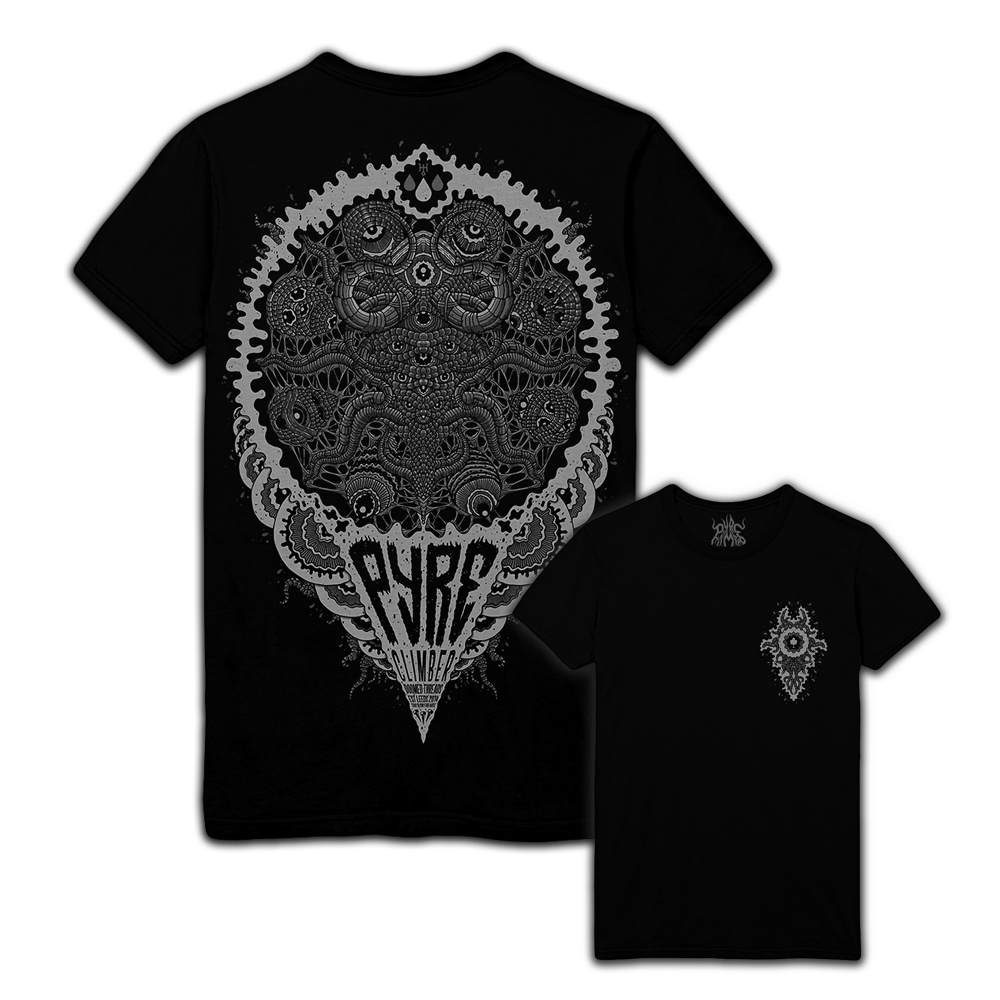 "Image of ""Amoebic Evil no.0"" Tee"