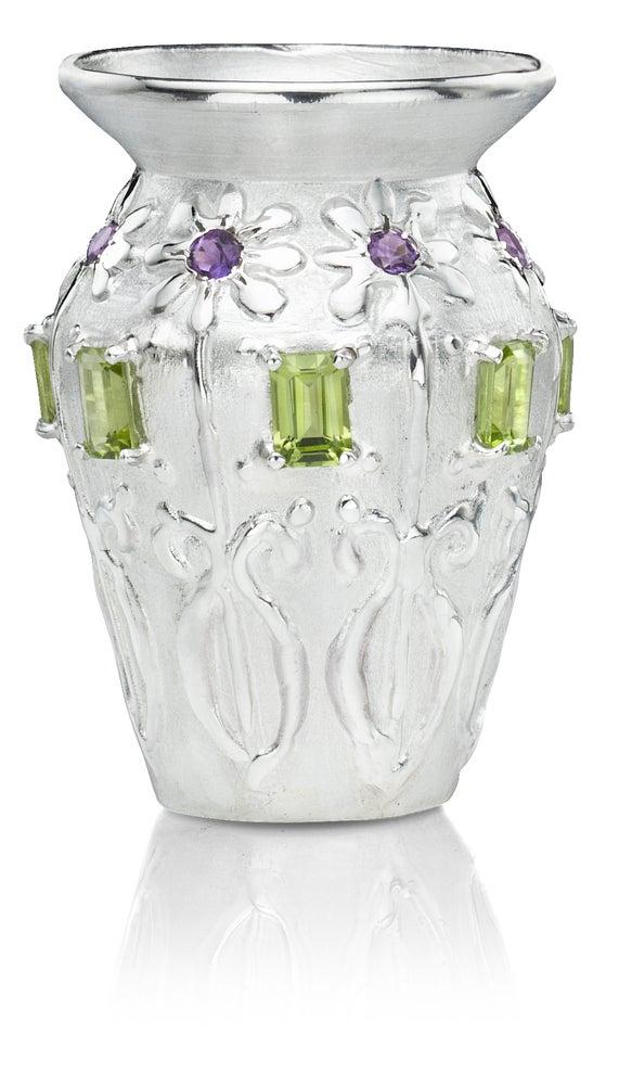 Image of Gemstone Vase