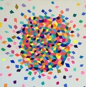 Image of Magic Diamond Confetti Cloud